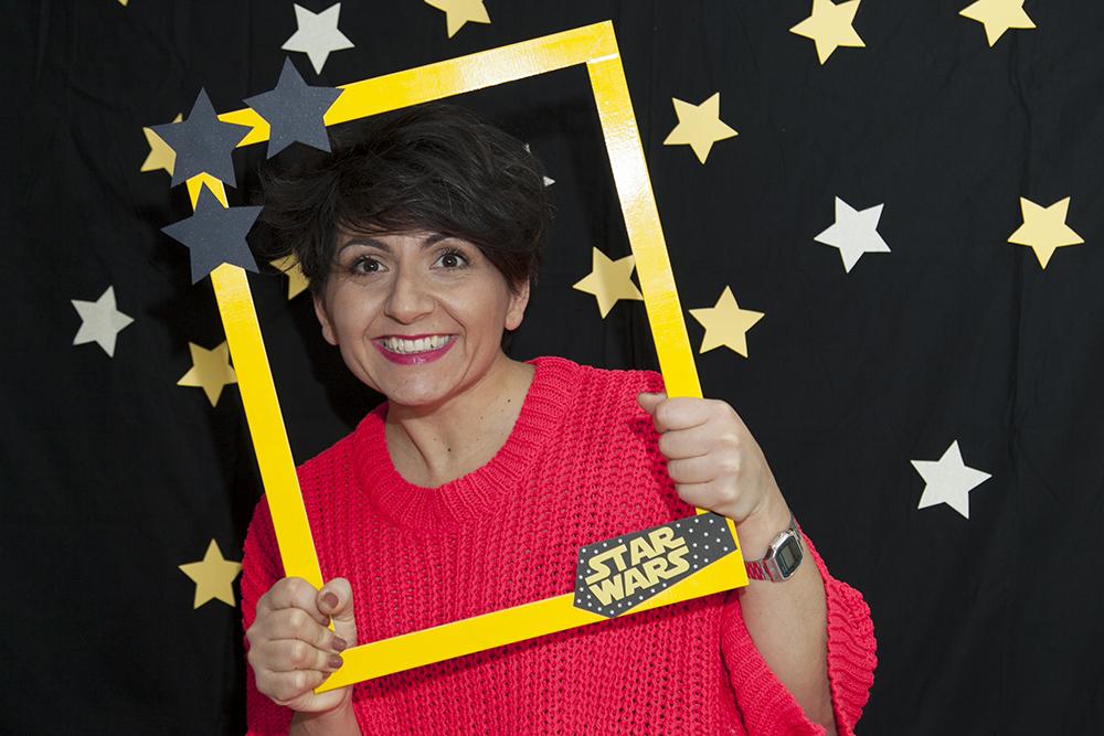 Buon Compleanno con Star Wars